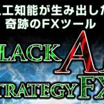 Black AI・ストラテジーFX- ブラストFX -【ここだけの特典付き】